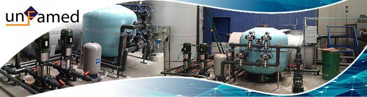UNFAMED diseña, fabrica y pone en marcha el sistema de recirculación de aguas de BANALES