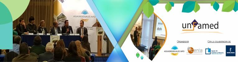 """UNFAMED FABRICANTES AGUA, ponente en el """"Curso sobre tratamiento de aguas residuales en pequeñas aglomeraciones urbanas"""" impartido en Toledo durante los días 28 y 29 de noviembre."""