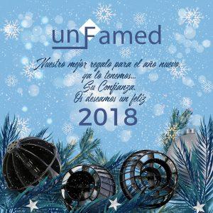 Feliz 2018, Unfamed