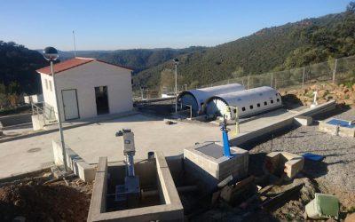 UNFAMED FABRICANTES AGUA: dos años de éxito de los biodiscos suministrados para la EDAR de Berrocal (Huelva).