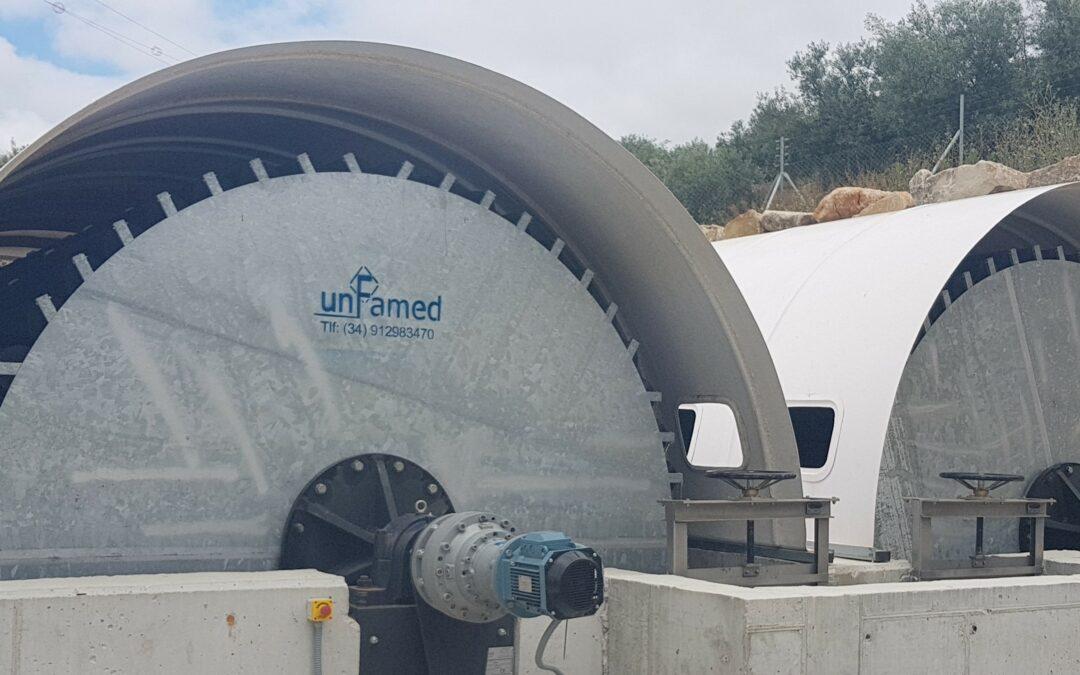 Inaugurada la nueva EDAR de Villanueva de Tapia en Málaga que dará servicio a más de 2.000 habitantes