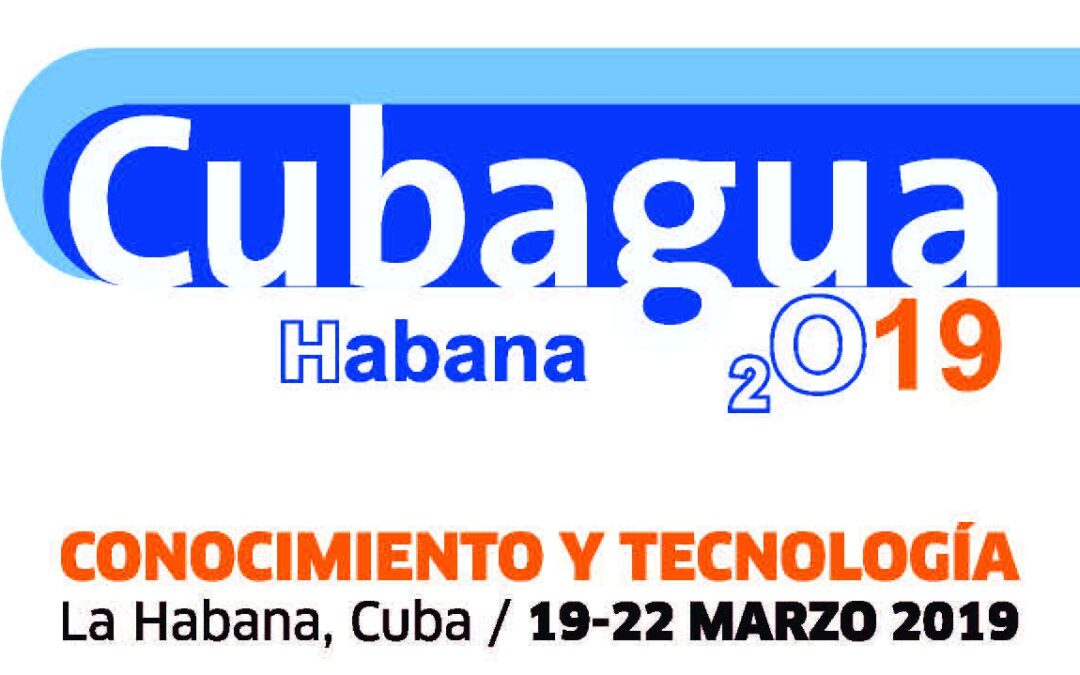 UNFAMED FABRICANTES AGUA participará en Cubagua, la Feria Internacional del Agua, que se celebrará del 19 al 23 de marzo en La Habana, Cuba.
