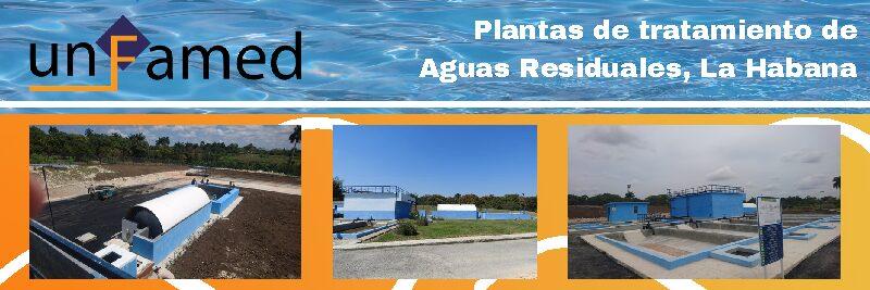Una iniciativa financiada por España impulsa el tratamiento de aguas residuales en la Bahía de La Habana