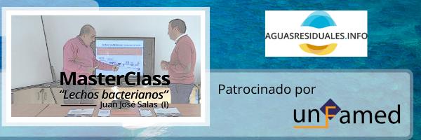 Unfamed patrocina la masterclass sobre lechos bacterianos impartida por Juan José Salas.