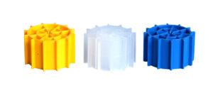 biofiltros, relleno plástico para lechos bacterianos, lechos percoladores, depuración de aguas residuales