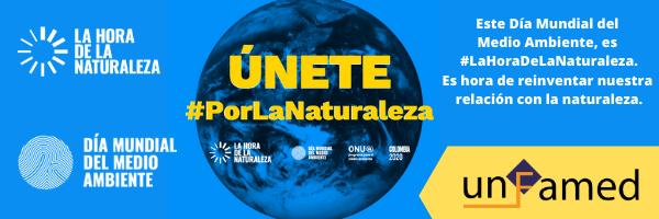 Es #LaHoraDeLaNaturaleza