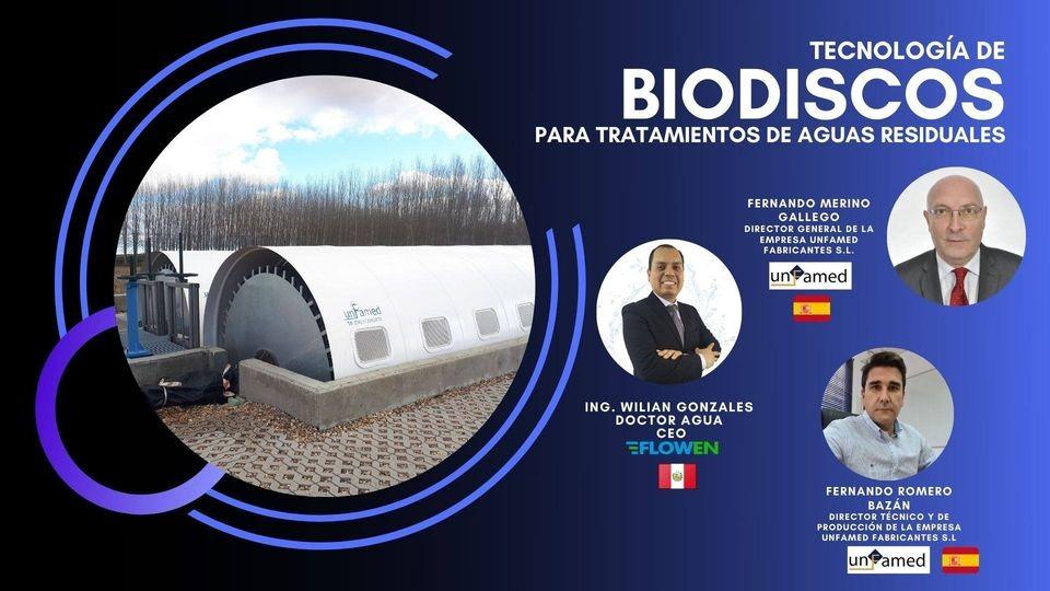 Webinar sobre Tecnología de Biodiscos